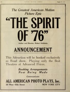 1921 ad