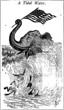 The Times was a Republican paper in 1916.