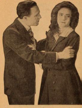 Millard K. Wilson and Gypsy Hart in Flower of Doom