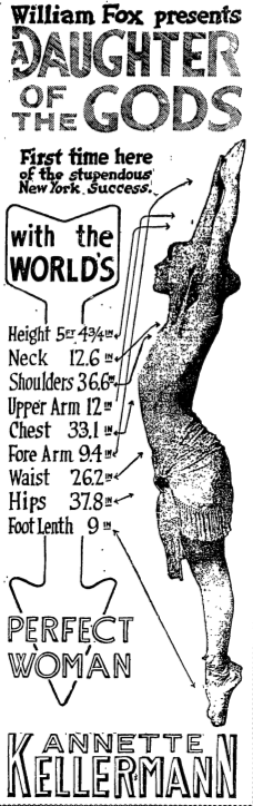 Oh noes, my foot is 9.5 inches long--I'll never be perfect.