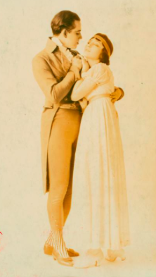 Ted Shawn and Margaret Loomis, 1915
