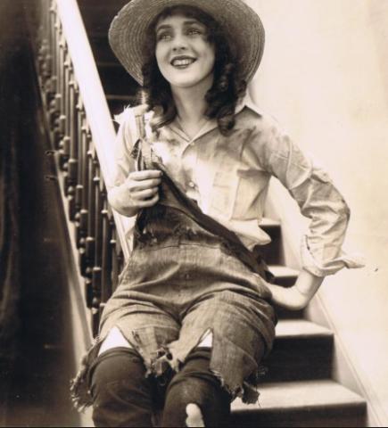 June Caprice, Patsy