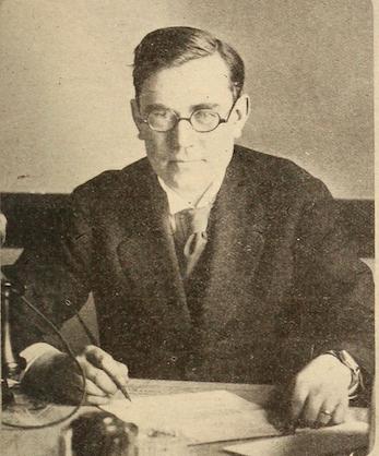 Warren Dunham Foster