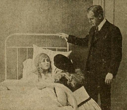 Bessie Barriscale (x2), Charles Gunn