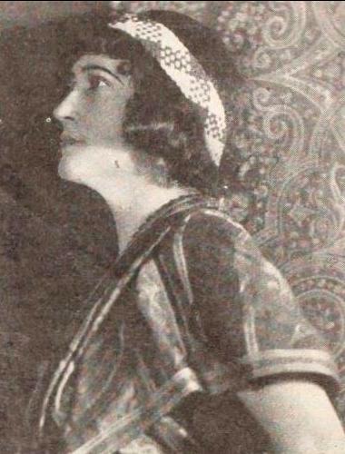 Julia Arthur, 1918