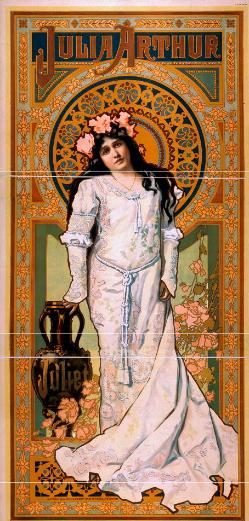 Julia Arthur as Juliet