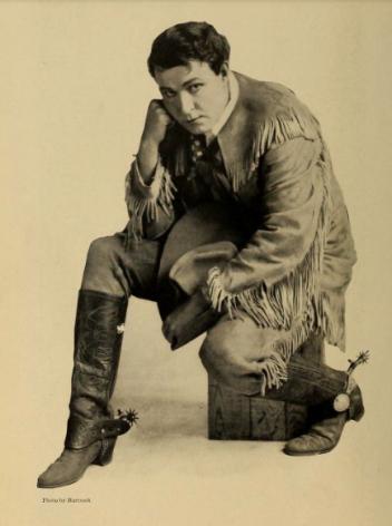 Dustin Farnum, 1916