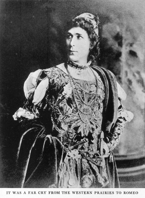 William S. Hart as Romeo