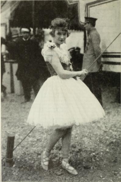 Mae Marsh, 1917