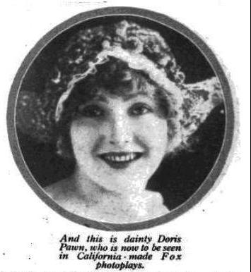 Doris Pawn, 1915