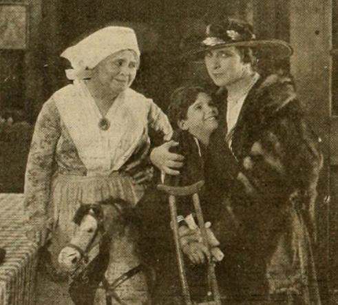 The Devil's Stone (1917)