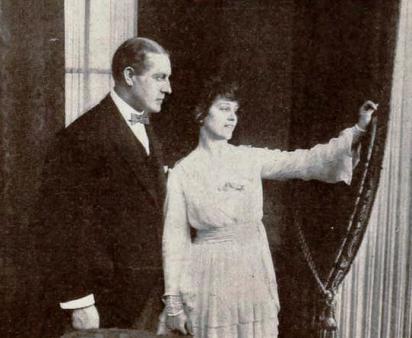 Holmes Herbert, Florence LaBadie