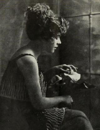 Louise Fazenda, 1917