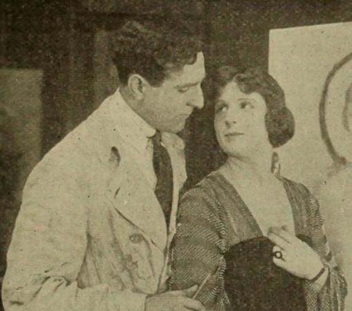 Sidney Mason and 'Sonia Markova'