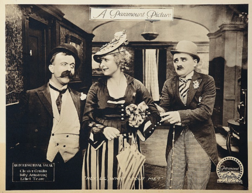 Chester Conklin, Ethel Teare and Billy Armstrong