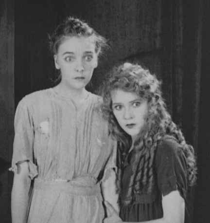 Zasu Pitts, Mary Pickford