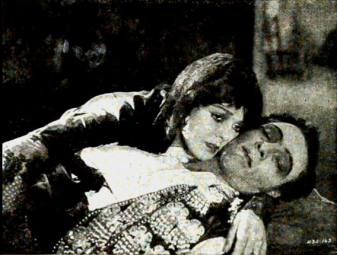 Lee and Valentino, Blood and Sand (1922)