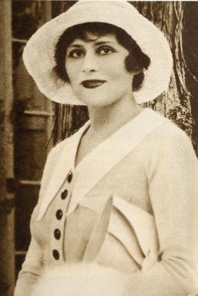 Theda Bara, 1933