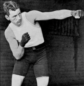 Kid McCoy, former middleweight champion