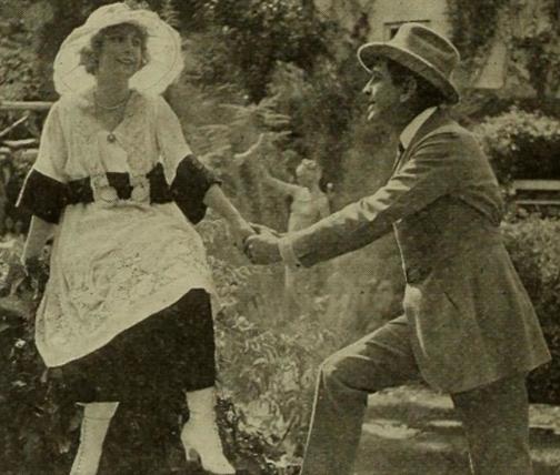 Dorothy Phillips and Alan Roscoe