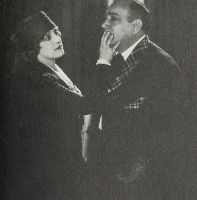 Ormi Hawley and Enrico Caruso in A Splendid Romance