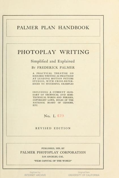 palmerhandbook