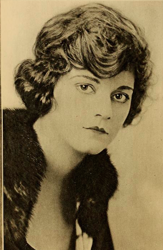 Mabel Julienne Scott, star of Ashes of Love