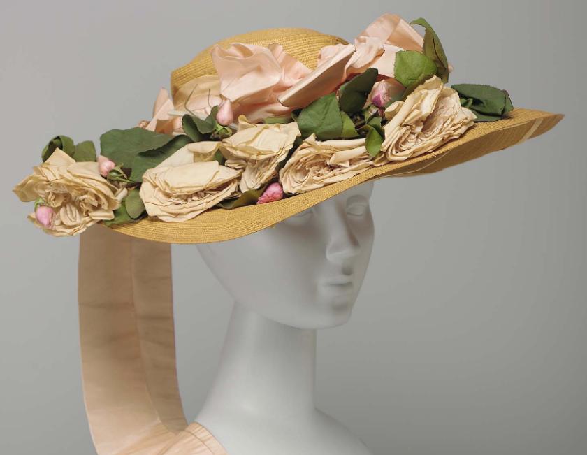 leghorn hat
