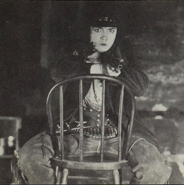 Dorothy Gish in Nugget Nell