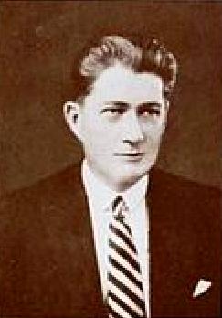 William P. Carelton and his noble pompadour