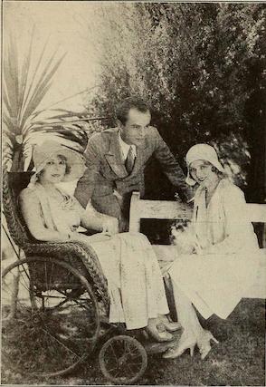 Ella and Bill Wickersham, Mary Pickford