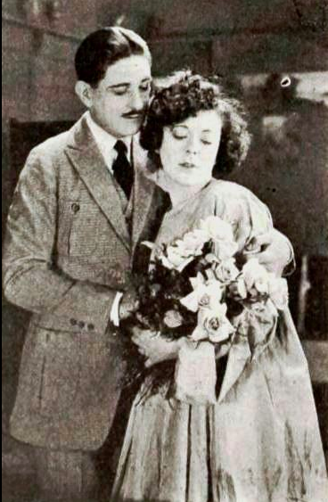 Allan Forrest and Lottie Pickford in They Shall Pay