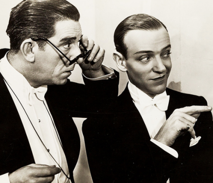 Horton and Fred Astaire