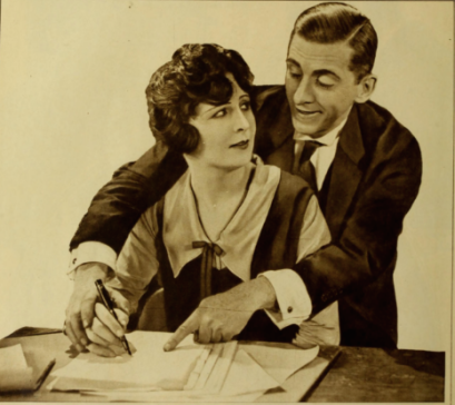 Too Much Business, with Ethel Grey