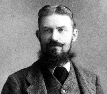 Young Bernard Shaw